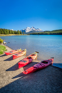 Maligne Lake, Jasper National Park, Alberta