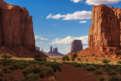 Monument Valley (Navajo Tribal Park)